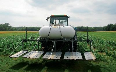 Propane Flame Weeding: Effective, Cost-efficient for Organic Farmer
